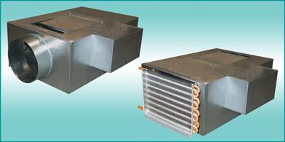 Anemostat Air Terminals Vav Boxes Retrofit Kits