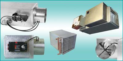 Anemostat Air Terminals, VAV Boxes, Retrofit Kits
