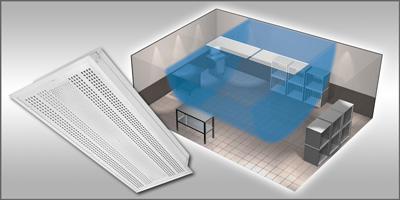 Anemostat Critical Environment Air Distriubtion Multi