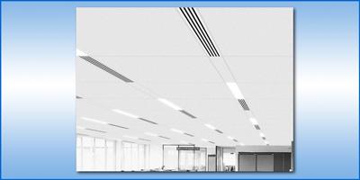 Tech Zone Ceiling Akustische Deckenplatten Techzone